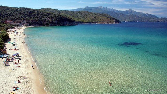 Spiaggia della Biodola - Portoferraio (li)