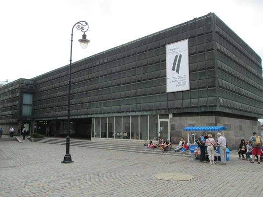 Museum of the Occupation of Latvia