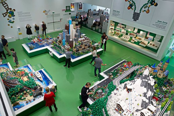 LEGO House - The Home of the Brick