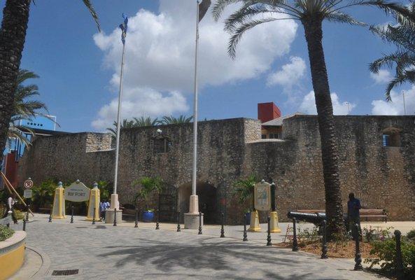 Rif Fort village