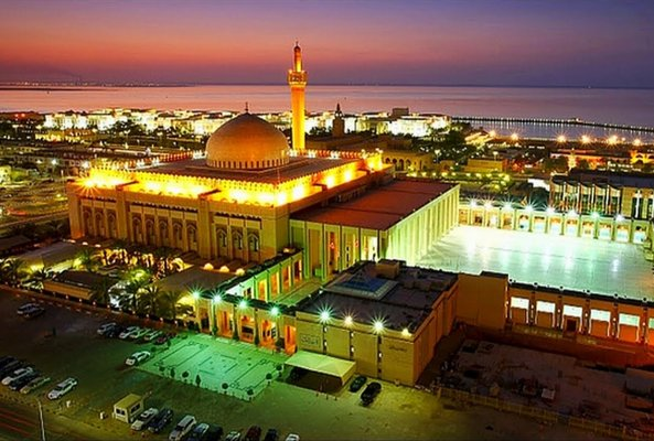 The Grand Mosque of Kuwait