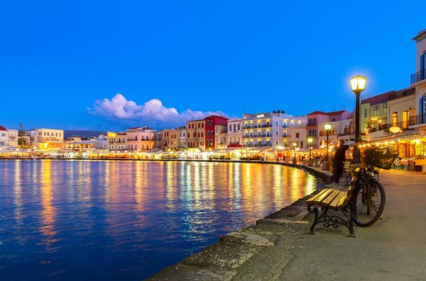 Old Venetian Harbour.