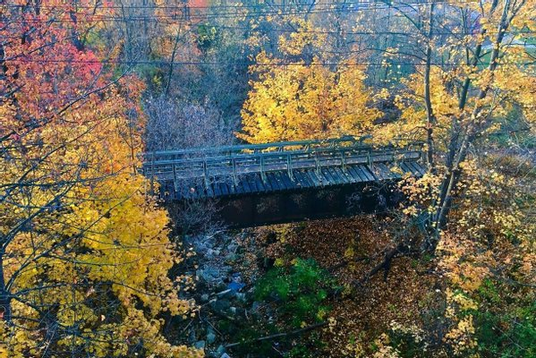 Spencer Gorge Wilderness Area (Reservations Required)