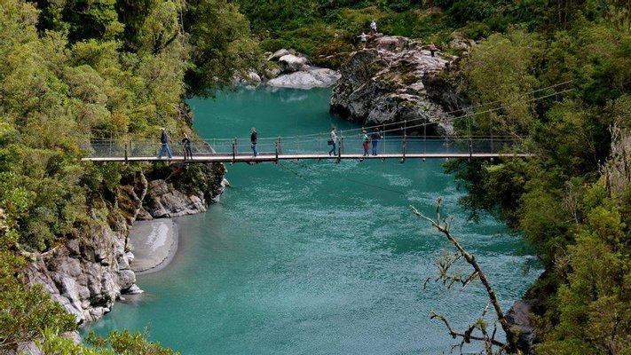 Hokitika Gorge Walk
