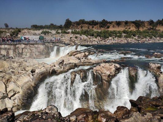 Dhuandhar Water Fall