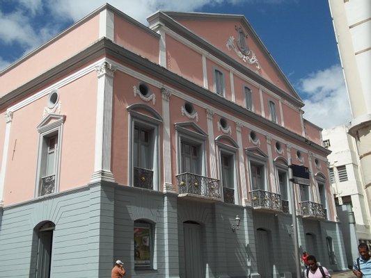 Teatro Arthur Azevedo