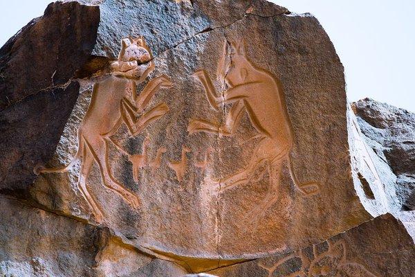 Petroglyphs, Rock carvings
