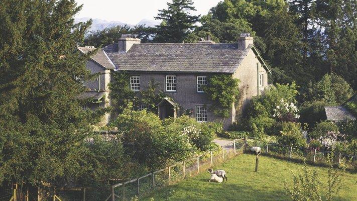 Hill Top Beatrix Potter House