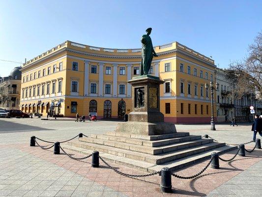 Prymorskyi Boulevard