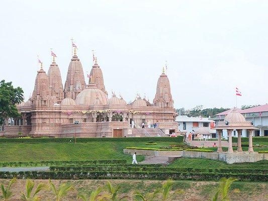 Baps Swaminarayan Temple Karamkhal