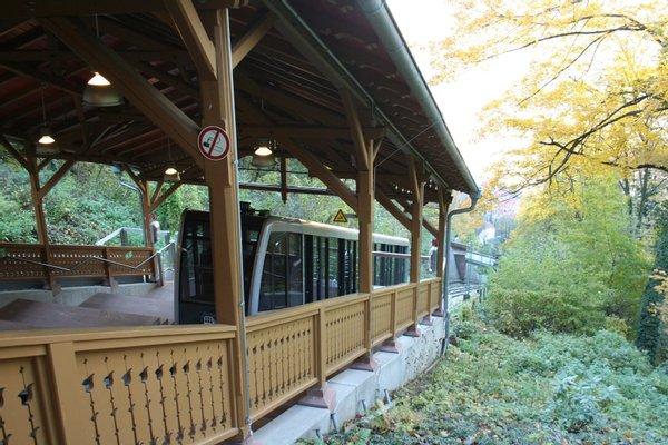 Seilbahn, Station Molkenkur