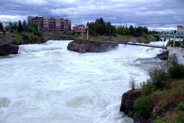 Spokane Falls