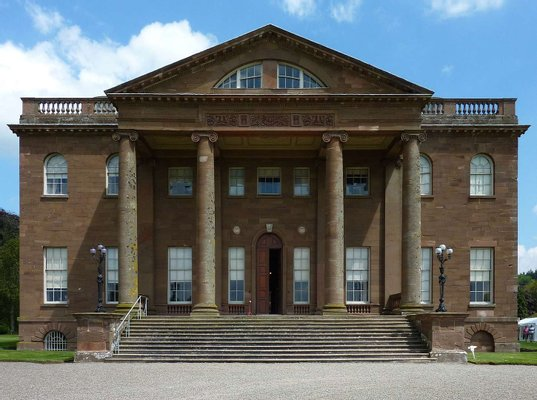 National Trust - Berrington Hall