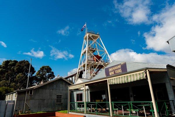 Central Deborah Gold Mine