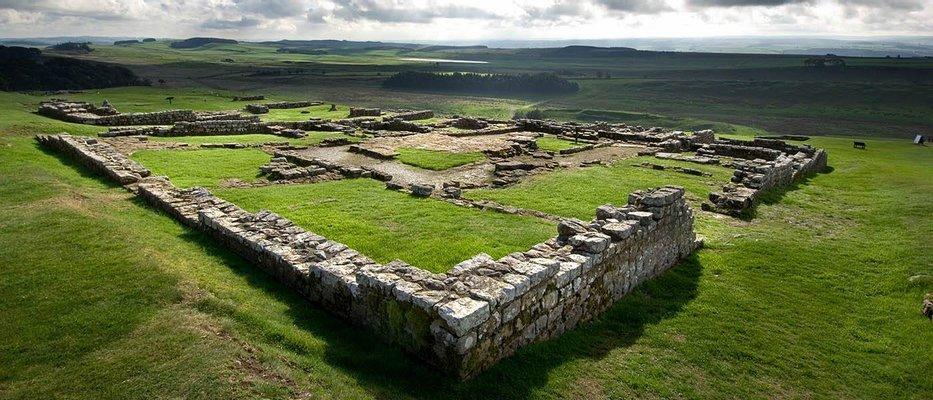 Housesteads Roman Fort - Hadrian's Wall