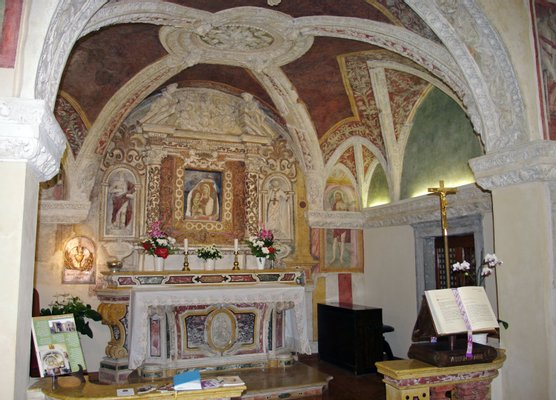 Sant'Anna della Rocca