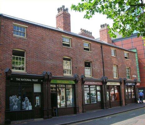 National Trust - Birmingham Back to Backs