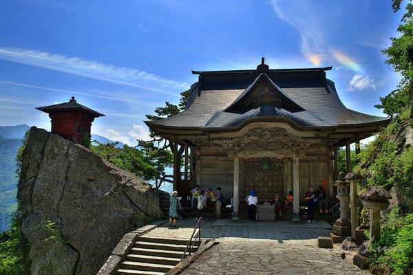 Risshakuji Temple (Yamadera)