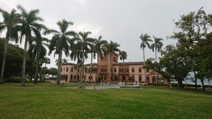 The John and Mable Ringling Museum of Art