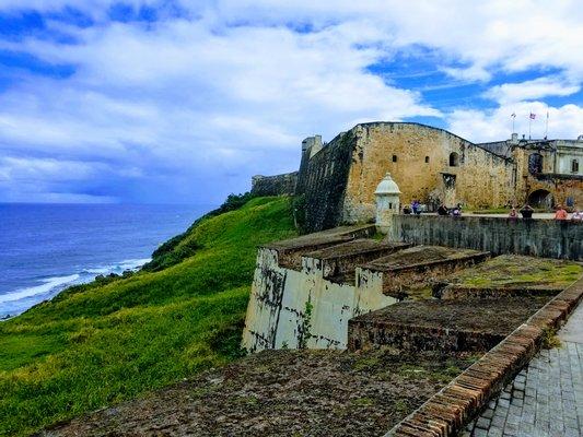 Castillo de San Cristóbal