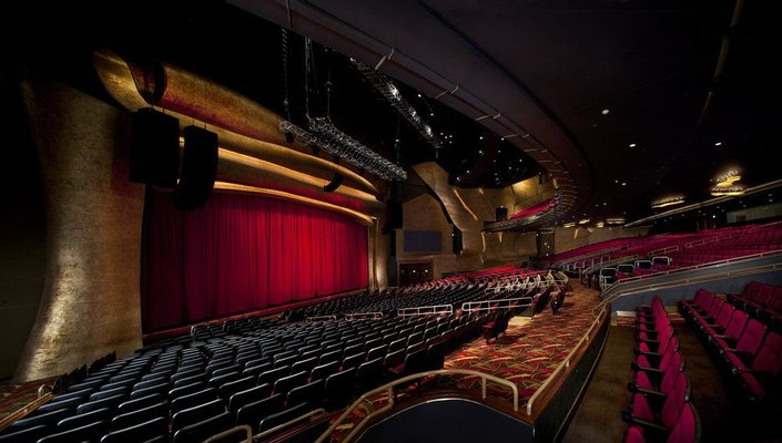 Grand Theater at Foxwoods Resorts Casino