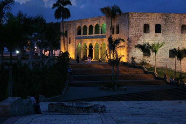 Alcázar de Colón