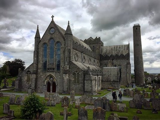 Cathedral Church of St Canice & Round Tower