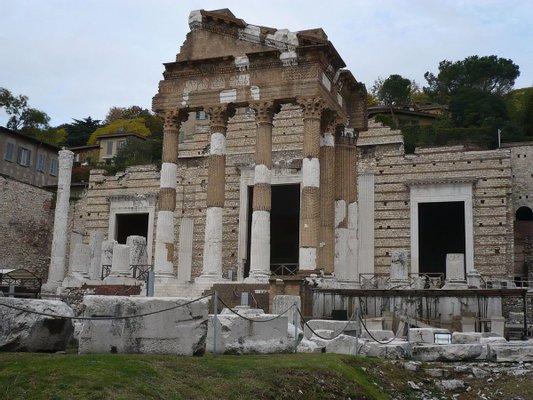 Capitolium o Tempio Capitolino