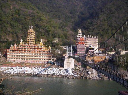 Ganga maatha temple