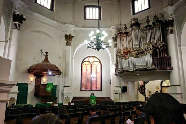 Protestant Church in Western Indonesia Immanuel Semarang