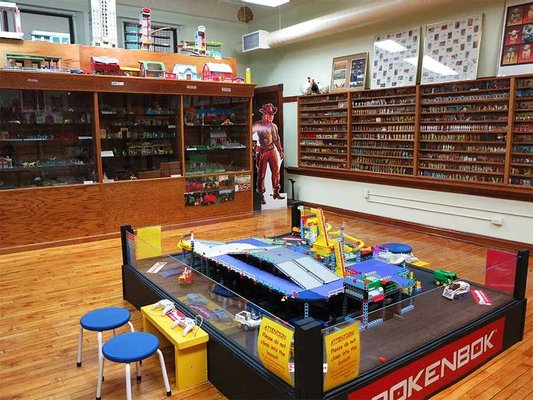 Kruger Street Toy and Train Museum
