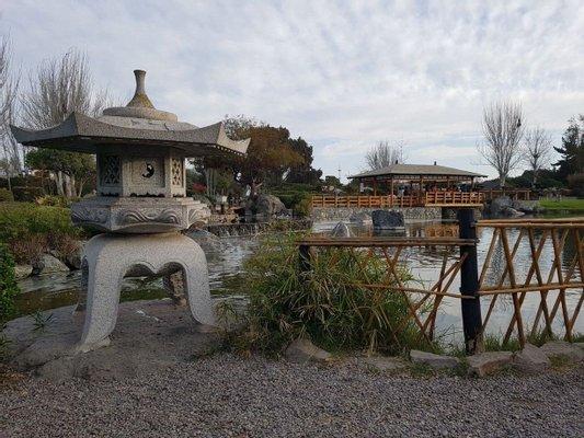 Japonés Jardin del Corazón Park