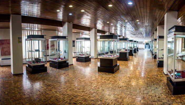 Azerbaijan Museum موزه آذربایجان