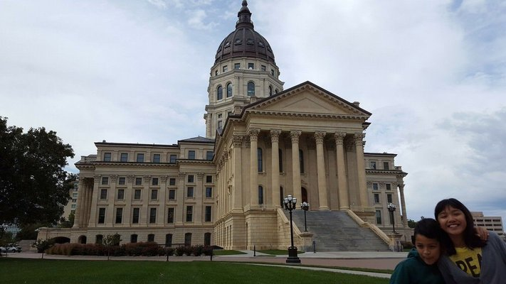 Kansas State Capitol Visitor Center
