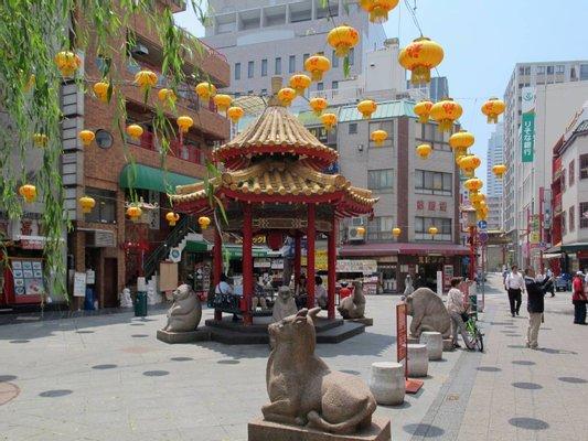 Nankinmachi (Kobe Chinatown)