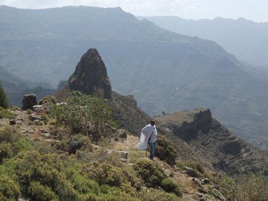 Asheten Eco Trekking Lalibela Ethiopia