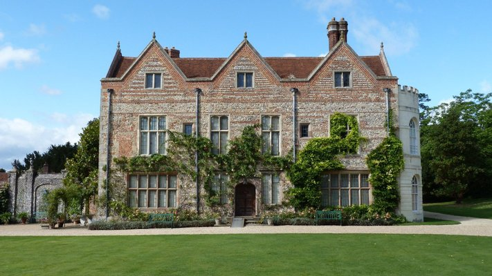 National Trust - Greys Court