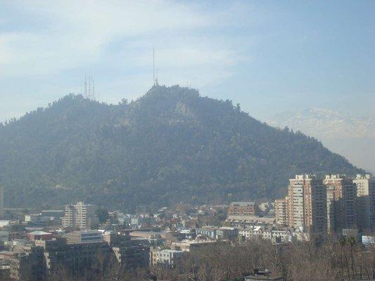Mirador Cerro Tijeretas