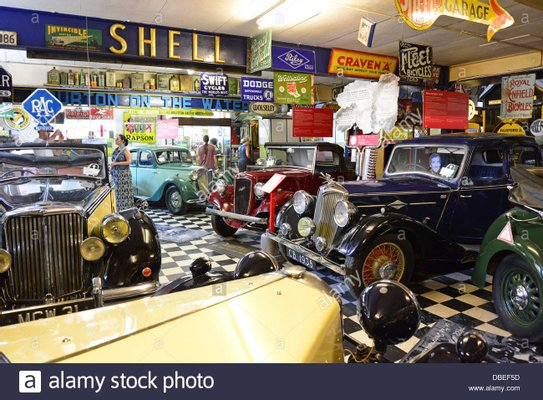 Cotswold Motoring Museum & Toy Collection