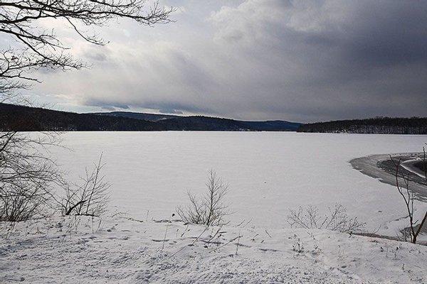 Lake Scranton Walking Trail