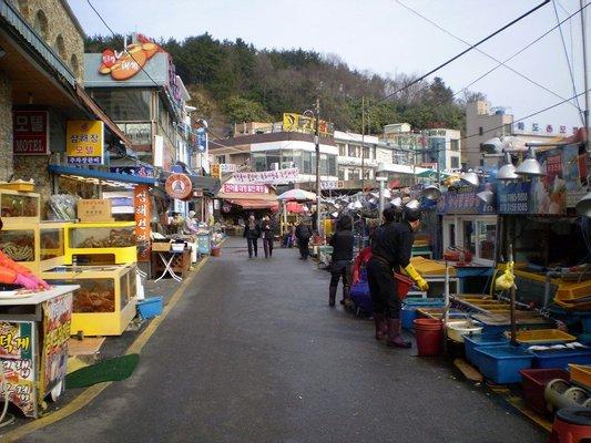 Daepo Port