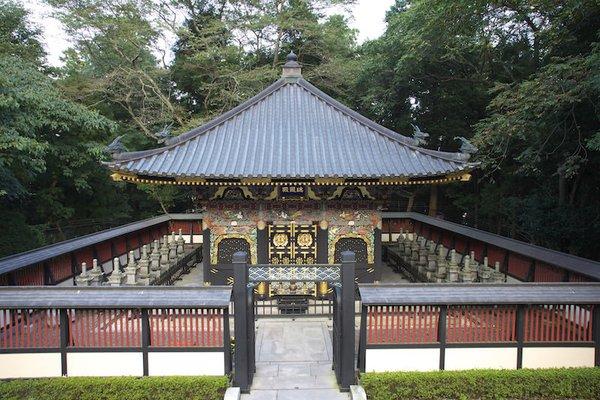 Zuihōden Temple