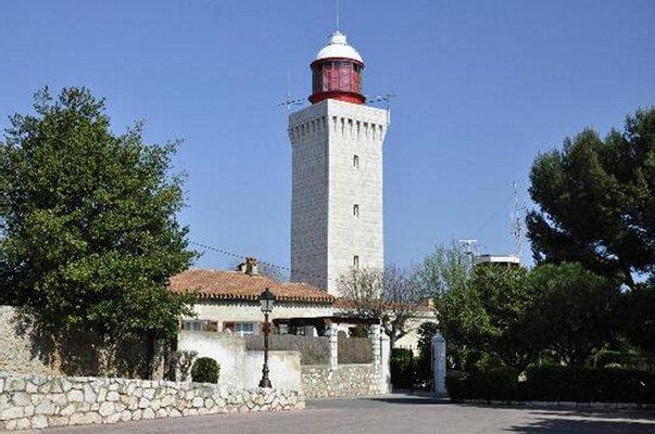La Garoupe lighthouse