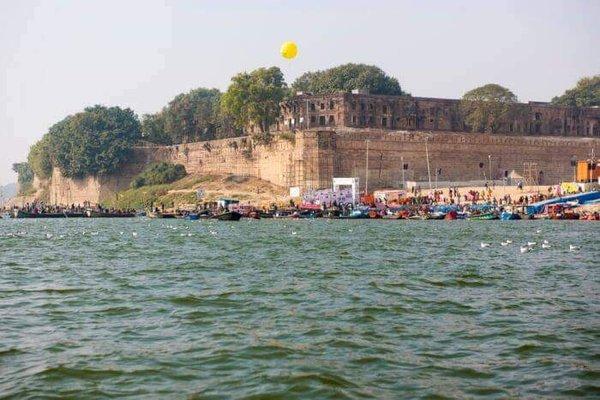 Prayagraj Fort, Allahabad