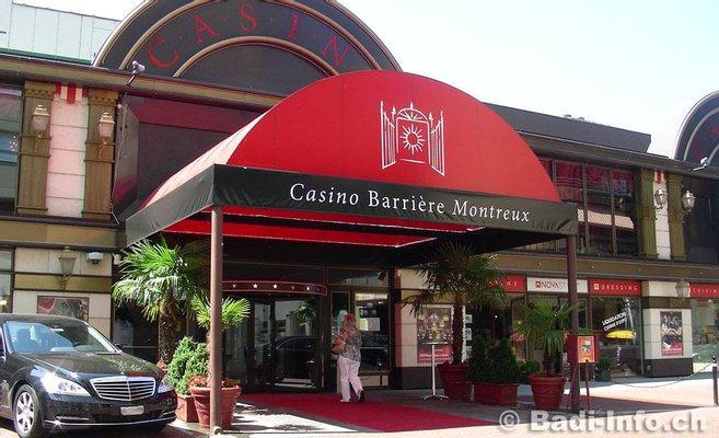 Casino Barrière Montreux