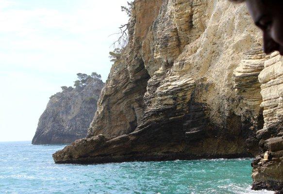Desirèe Tour Grotte Marine