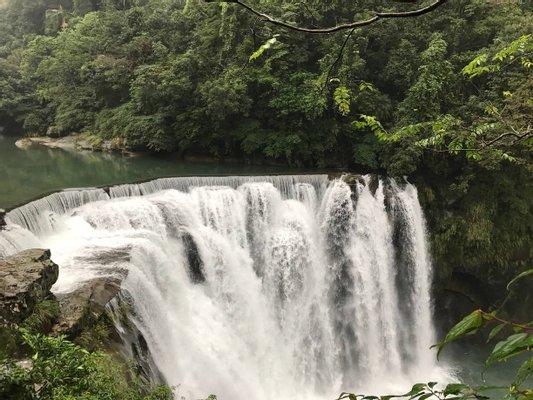 Shifen Falls Walk