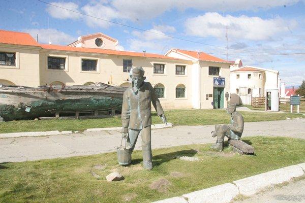 Museo Marítimo y del Presidio de Ushuaia