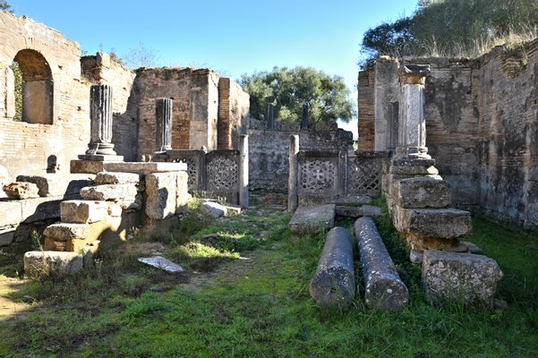 Archaeological Site of Olympia