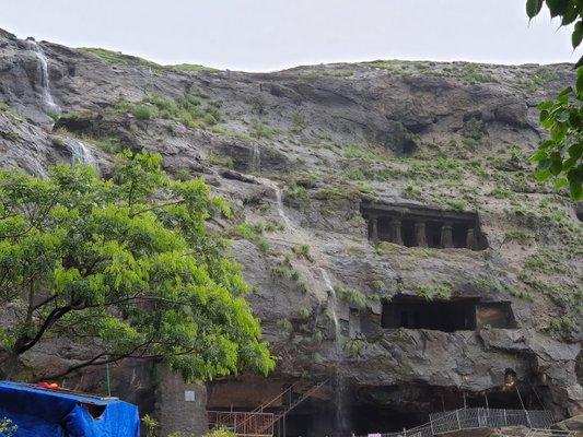 Karla Buddha Caves